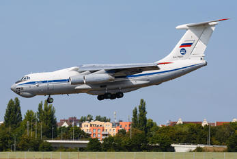 RA-78817 - Russia - Air Force Ilyushin Il-76 (all models)