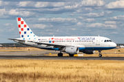 9A-CTL - Croatia Airlines Airbus A319 aircraft