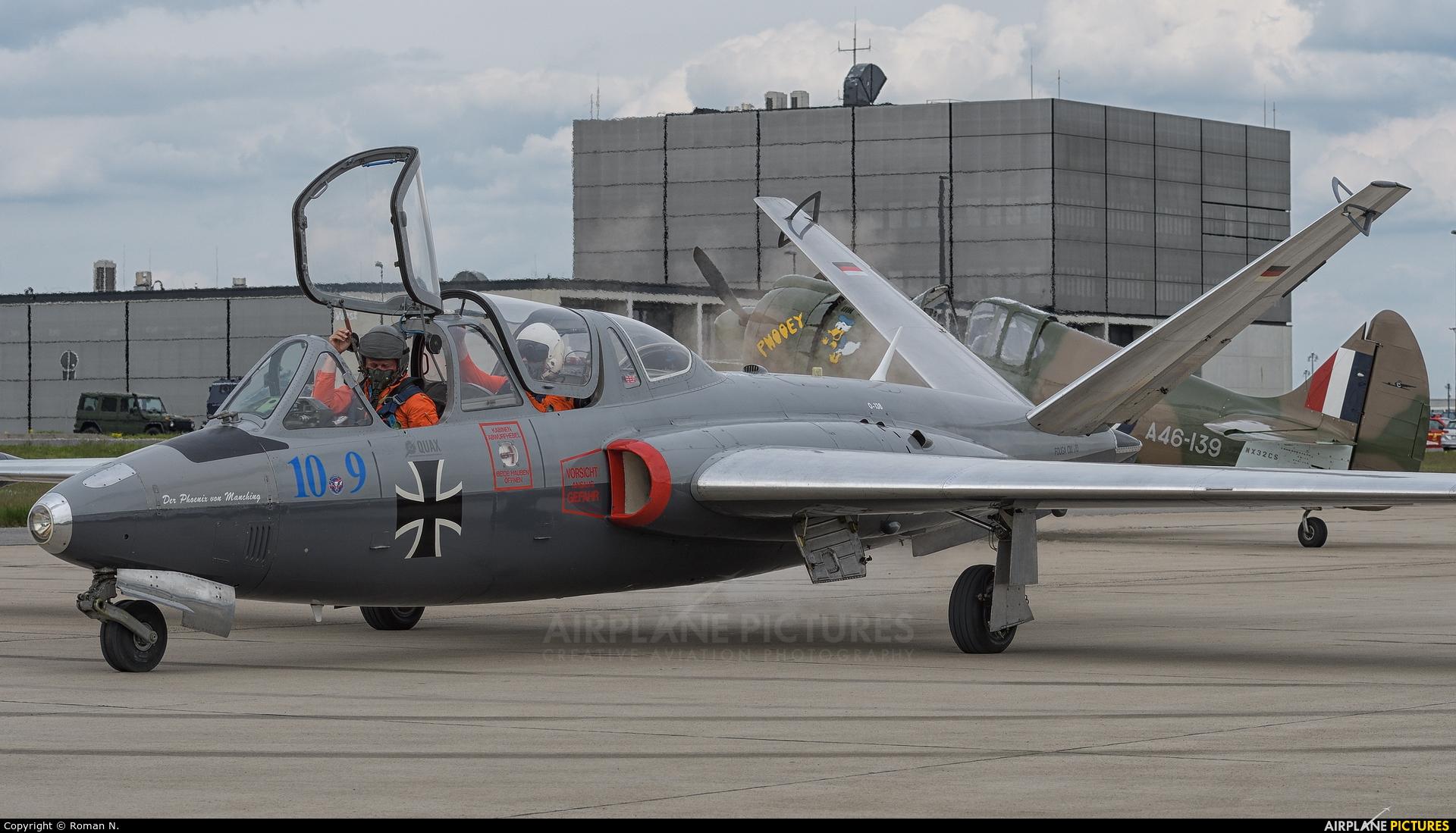 Private D-IFCC aircraft at Berlin - Schönefeld