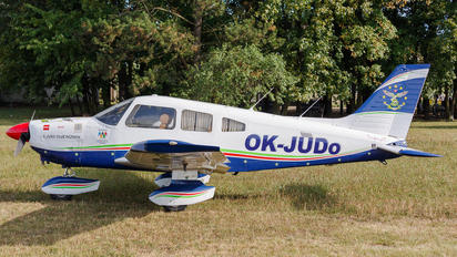OK-JUD - Private Piper PA-28 Cherokee