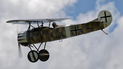 OK-TAL 07 - Private Fokker D.VII (replica)
