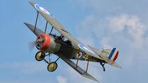 OK-HUD 04 - Private Sopwith Camel aircraft