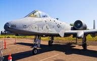 80-0186 - USA - Air Force Fairchild A-10 Thunderbolt II (all models) aircraft
