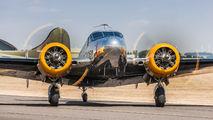 N184KP - Private Beechcraft 18 Twin Beech S series aircraft