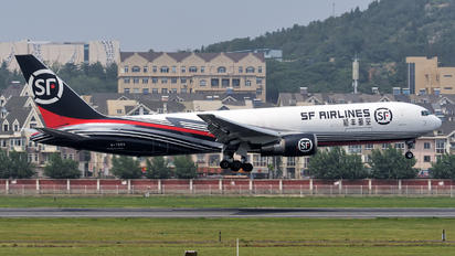 B-7593 - SF Airlines Boeing 767-300F