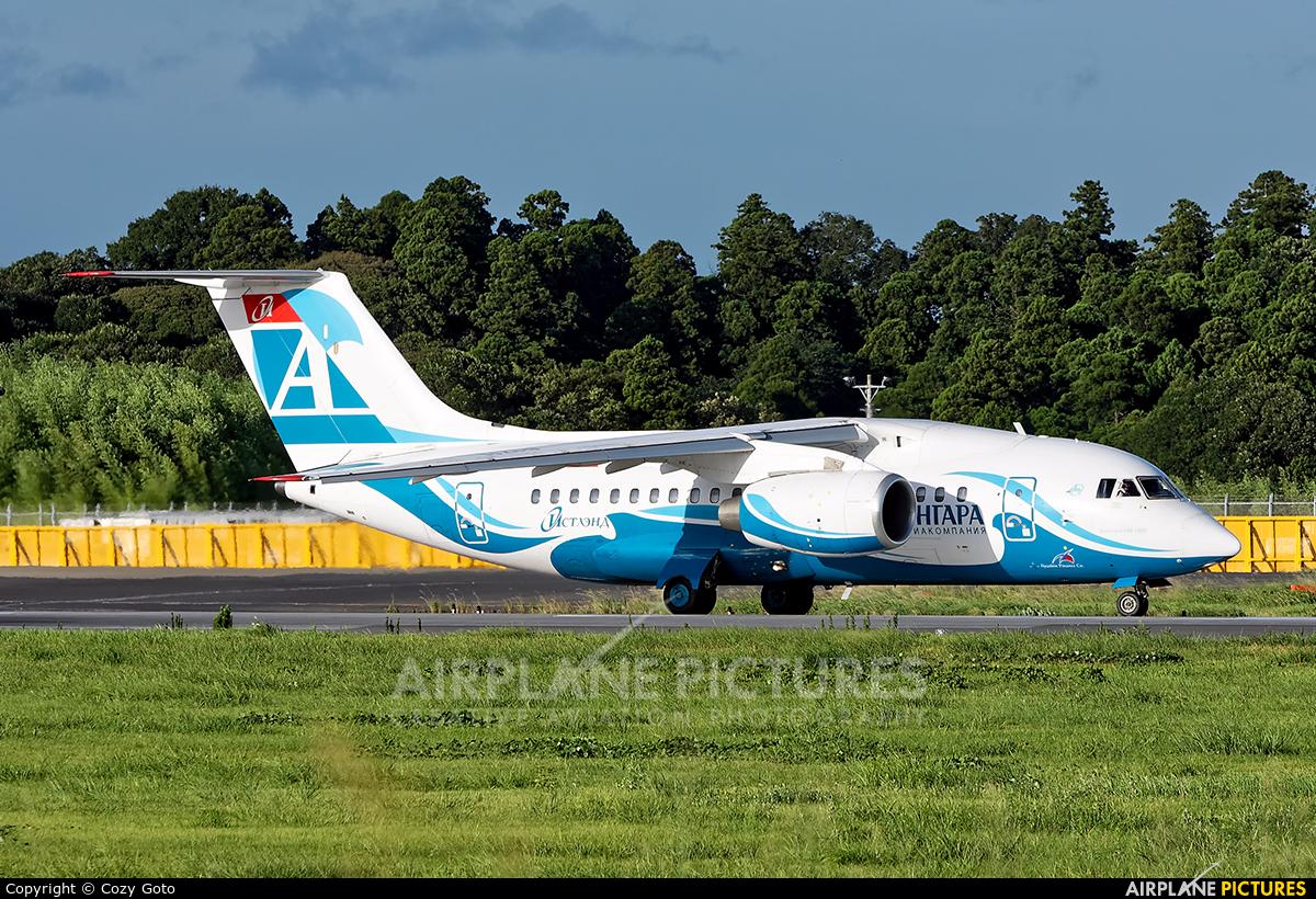 Angara Airlines RA-61711 aircraft at Tokyo - Narita Intl