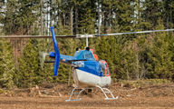 C-GYQH - 49 North Helicopters Bell 206B Jetranger aircraft