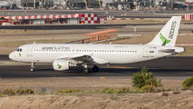 CS-TKQ - Azores Airlines Airbus A320 aircraft