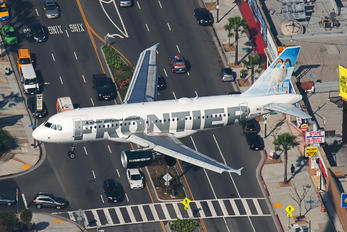 N925FR - Frontier Airlines Airbus A319