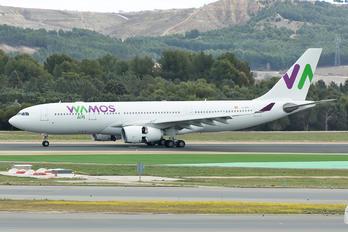 EC-MNY - Wamos Air Airbus A330-200