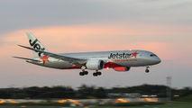 VH-VKJ - Jetstar Airways Boeing 787-8 Dreamliner aircraft
