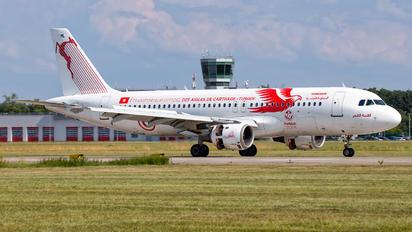 TS-IML - Tunisair Airbus A320