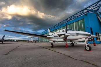 D-IWID - Private Beechcraft 90 King Air