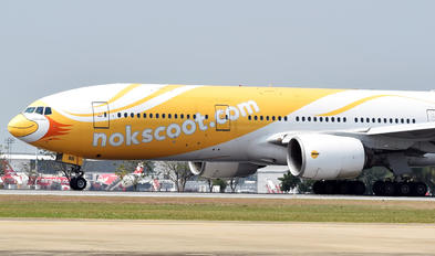 HS-XBB - Nokscoot Boeing 777-200