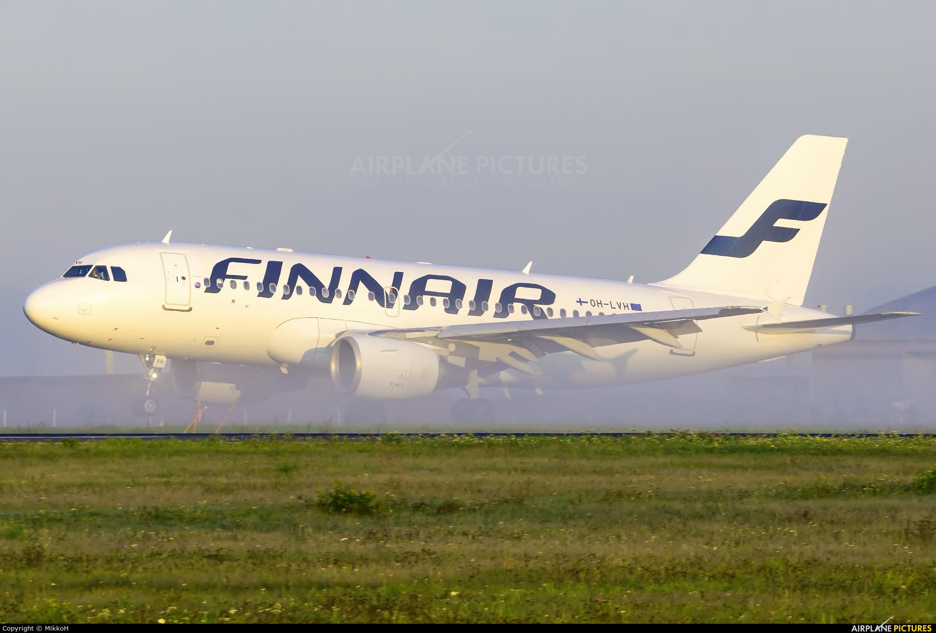 Finnair OH-LVH aircraft at Helsinki - Vantaa