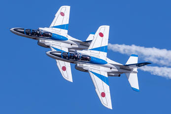 26-5692 - Japan - ASDF: Blue Impulse Kawasaki T-4