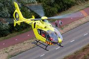 PH-HVB - ANWB Medical Air Assistance Eurocopter EC135 (all models) aircraft