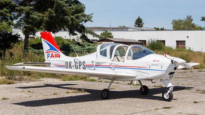 OK-GPS - F-Air Tecnam P2002
