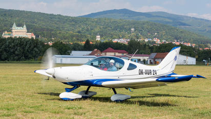 OK-VUR24 - Private BRM Aero Bristell