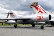 307 - Poland - Air Force PZL Lim-2 aircraft
