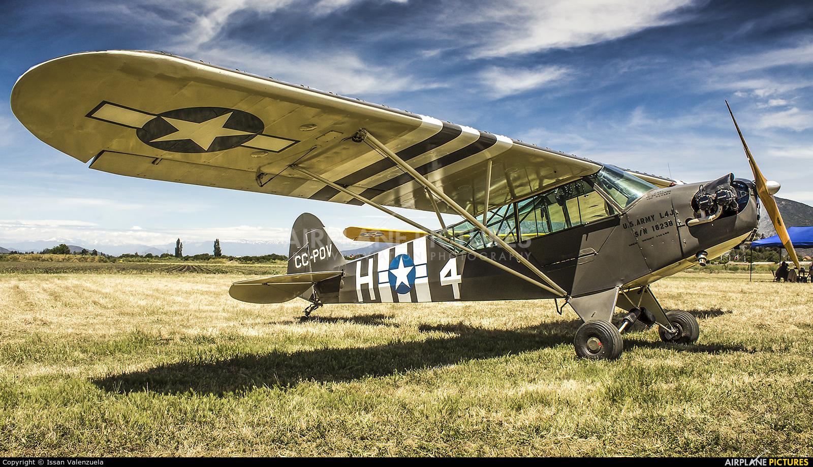 Private CC-POV aircraft at