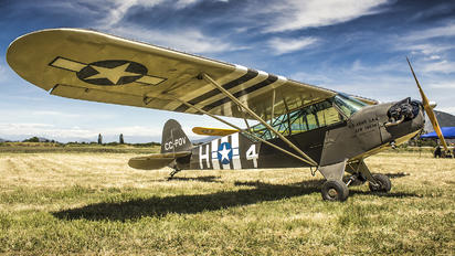 CC-POV - Private Piper L-4 Cub