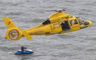 OO-NHV - NHV - Noordzee Helikopters Vlaanderen Aerospatiale AS365 Dauphin II aircraft