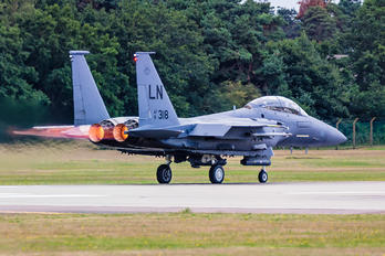 91-0318 - USA - Air Force Boeing F-15E Strike Eagle