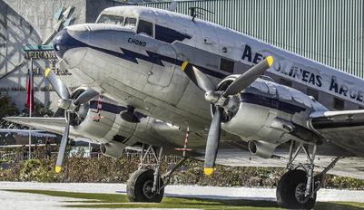 LV-ADF - Aerolineas Argentinas Douglas C-47A Skytrain