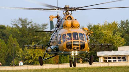 702 - Hungary - Air Force Mil Mi-17