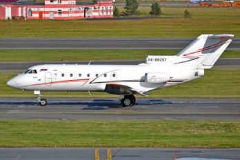 RA-88297 - Lukoil-Avia Yakovlev Yak-40