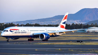 G-ZBKL - British Airways Boeing 787-9 Dreamliner