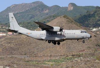 T.21-07 - Spain - Air Force Casa C-295M