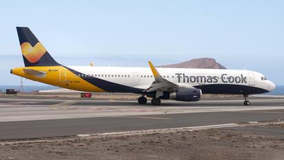 G-TCVC - Thomas Cook Airbus A321
