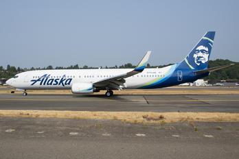 N292AK - Alaska Airlines Boeing 737-900ER