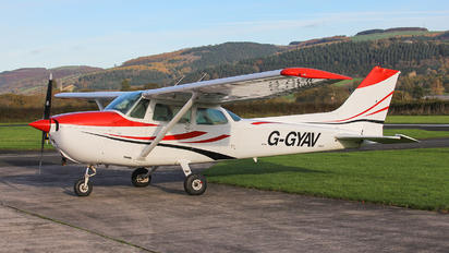 G-GYAV - Private Cessna 172 Skyhawk (all models except RG)