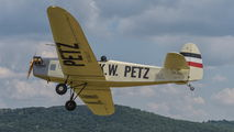 OK-RAU 07 - Private Klemm Kl 25 aircraft