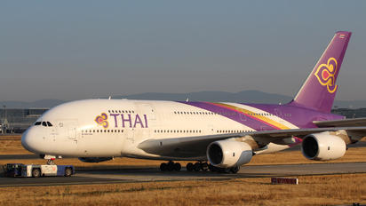 HS-TUF - Thai Airways Airbus A380