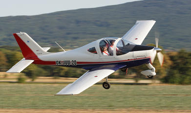 OK-JUU 23 - Private Tecnam P2002
