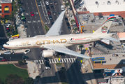 A6-LRE - Etihad Airways Boeing 777-200LR aircraft
