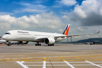 RP-C3501 - Philippines Airlines Airbus A350-900