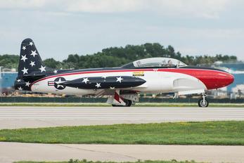 NX230CF - Private Lockheed T-33A Shooting Star