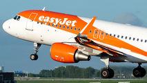 G-EZOY - easyJet Airbus A320 aircraft