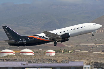 G-POWS - Titan Airways Boeing 737-400