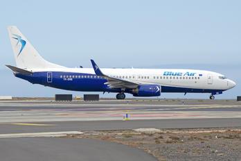 YR-BMB - Blue Air Boeing 737-800