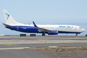 YR-BMB - Blue Air Boeing 737-800 aircraft