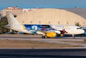 EC-MYC - Vueling Airlines Airbus A320 aircraft