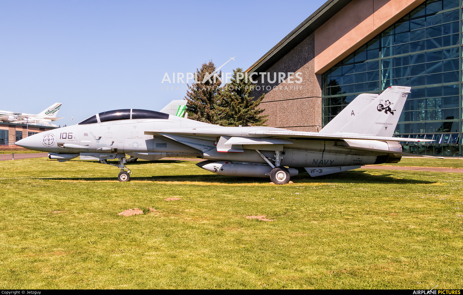 USA - Navy 164343 aircraft at McMinnville - Evergreen Aviation & Space Museum