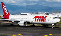 PT-MSW - TAM Boeing 767-300ER aircraft