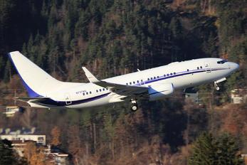 N737AG - Funair Corp. Boeing 737-700
